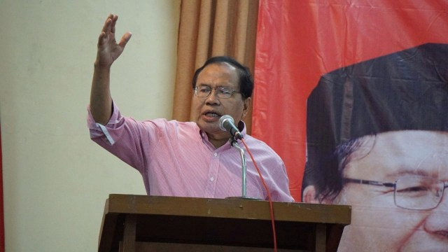 Rizal Ramli Kritik Jokowi Atasi Corona dengan Utang: Pakai Dana Ibu Kota Baru (42320)
