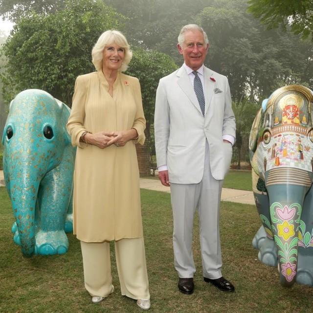 Pangeran Charles & Camilla