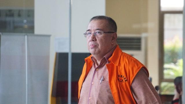 Penyuap Cagub Sultra Mengaku Serahkan Uang Rp 5 M di Kantor PDIP (31652)