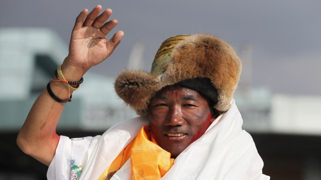 Begini Tanggapan Kami Rita Sherpa Tentang Maut di Puncak Everest (11637)