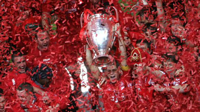 Simulasi FIFA 18: Liverpool Kalahkan Madrid di Final Liga Champions (272555)