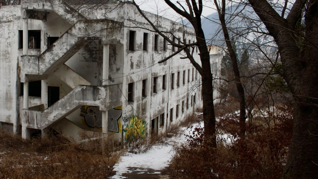 Kisah Rumah Sakit Jiwa Gonjiam yang Terkenal Angker di Korea Selatan |  kumparan.com