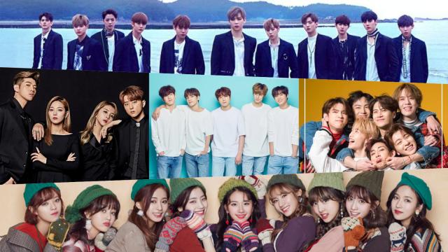 Musisi K-Pop yang akan gelar konser