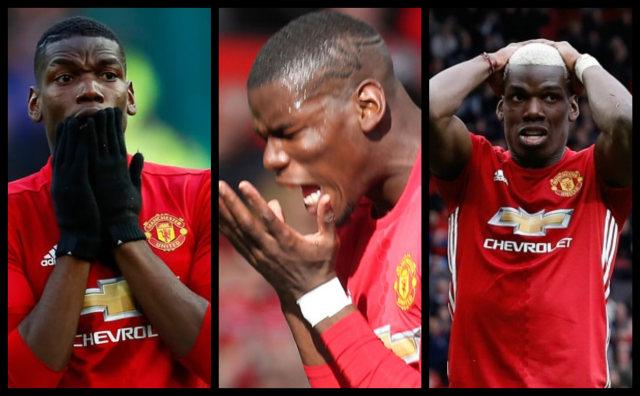 Kompilasi Aksi Gagal Pogba Bersama Manchester United (703572)