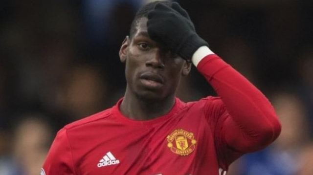 Kompilasi Aksi Gagal Pogba Bersama Manchester United (703576)