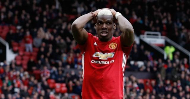 Kompilasi Aksi Gagal Pogba Bersama Manchester United (703577)