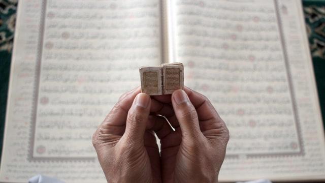 Ikatan Dai Aceh Akan Undang Jokowi dan Prabowo untuk Tes Baca Al-Quran (3206)