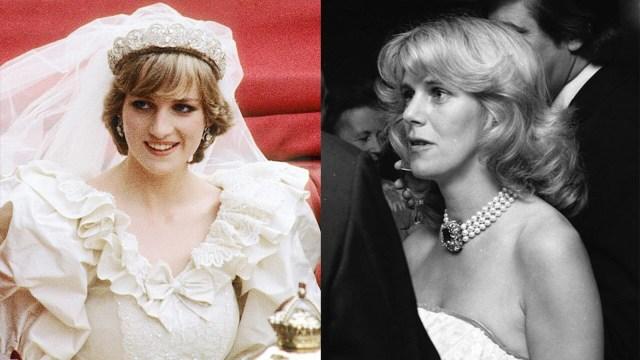 Putri Diana dan Camilla Parker Bowles
