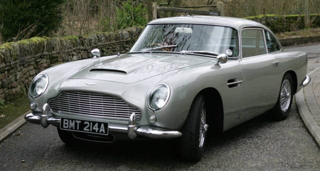 Harga Yang Pantas Untuk Aston Martin Db5 Bekas James Bond Rp 29 M Kumparan Com