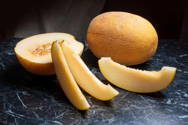 Ilustrasi melon