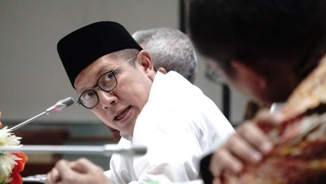 Menteri Agama RI Lukman Hakim Saifuddin