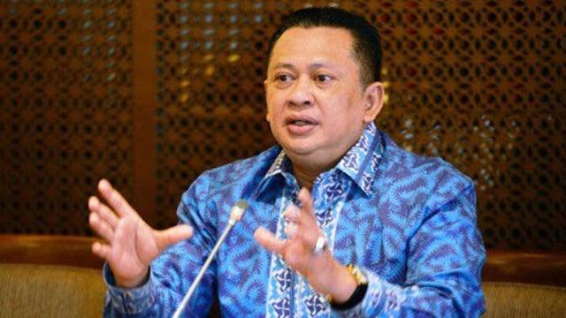 Respons Bamsoet soal Keputusan Jokowi Beri THR dan Gaji ke-13 (438383)