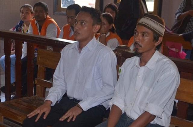 Dua Terdakwa Pembunuh Bule Belanda di Bali Divonis 15 Tahun Penjara (330)