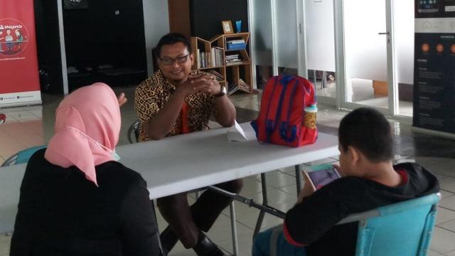 Forkasi, Wadah Orang Tua dengan Anak Berkebutuhan Khusus di kota Depok (99512)
