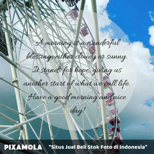 Pixamola Quotes Ucapan Selamat Pagi 1 e7ngnr