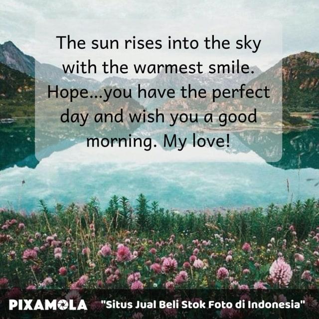 5 Quotes Ucapan Selamat Pagi Dalam Bahasa Inggris Untuk Menemani