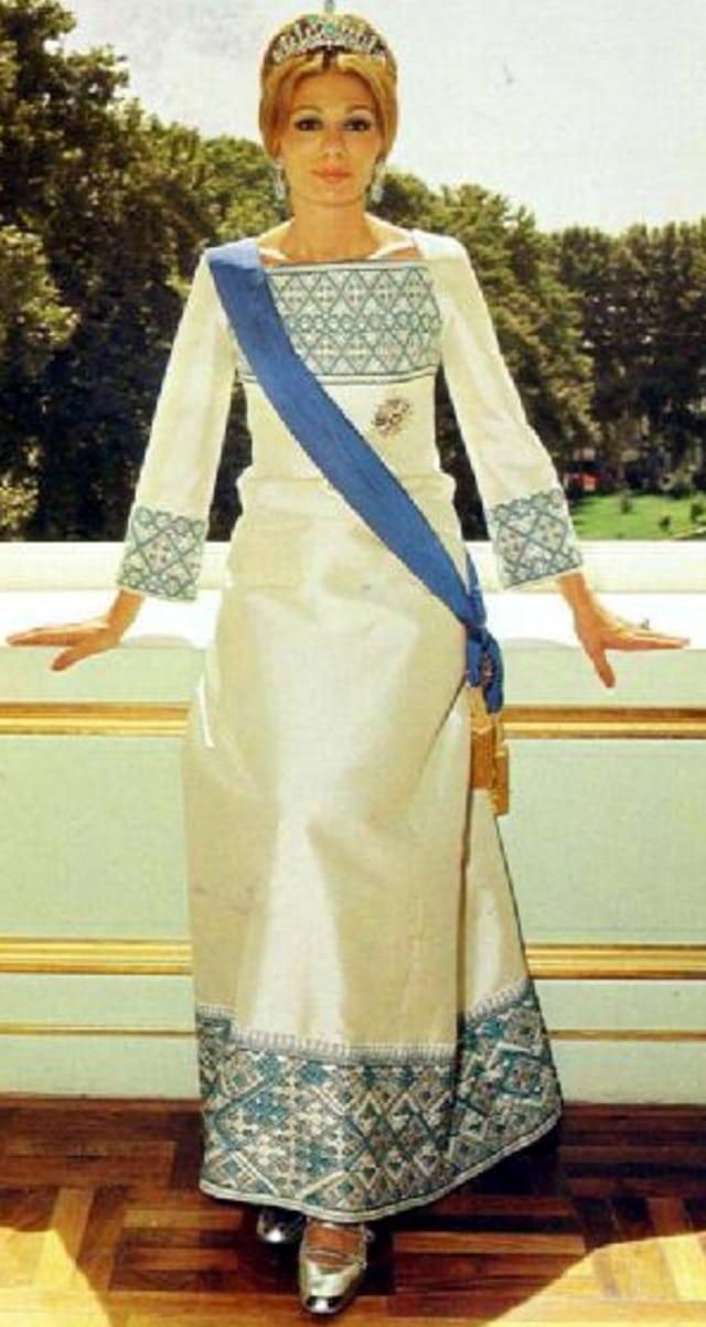 Queen Farah 1972