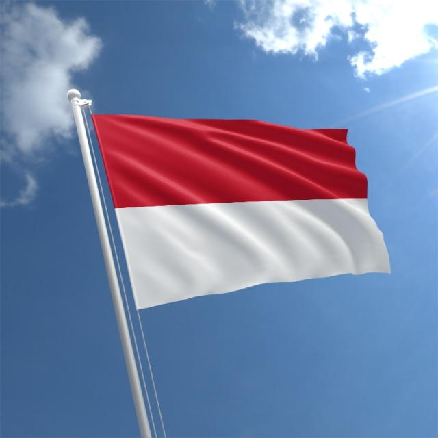 700 Gambar Bendera Merah Putih Tanpa Warna Hd Paling Baru