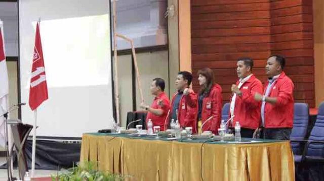 PSI Sumatera Barat Deklarasikan Tsamara Amany sebagai Capres 2024 (115564)