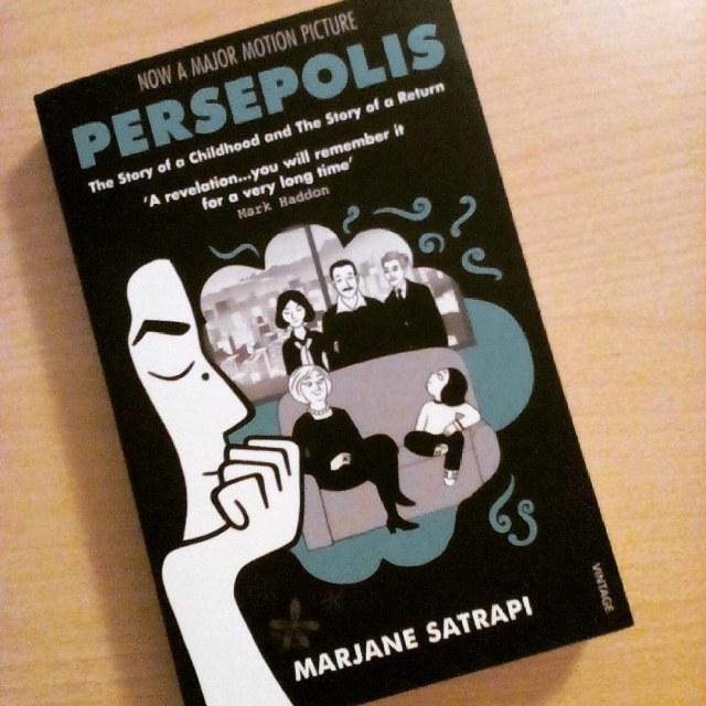 Buku Persepolis