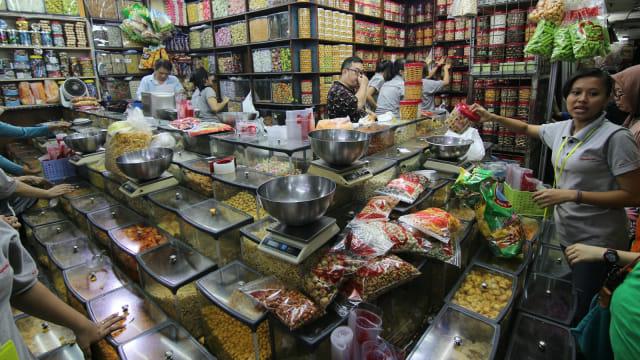 Nastar dan Kacang Mete, Kue Lebaran Paling Laris di Pasar Jatinegara (566560)