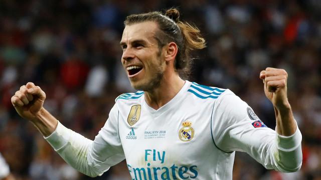 Pemain Terbaik Final Liga Champions 2017/18: Gareth Bale (184935)