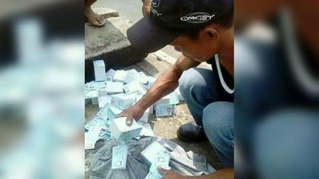 Dirjen Dukcapil: Sekarung e-KTP yang Ditemukan di Bogor Sudah Rusak (38933)