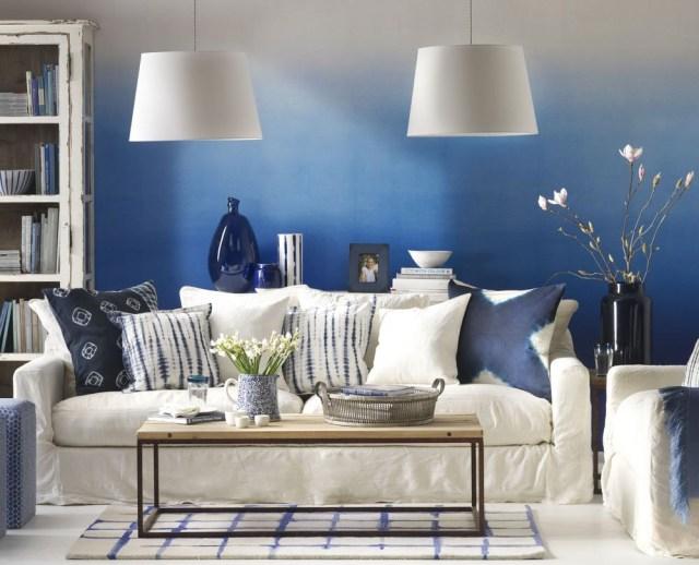 Kombinasi Warna Cat Rumah Hijau Tua  nyeni banget ini 7 ide gradasi warna untuk interior rumah