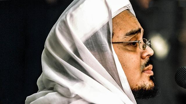 Habib Rizieq, 'Chat Fitnah' dan SP3 (922134)