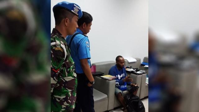 Canda Bom Penumpang Lion Air Berujung Pidana (130574)
