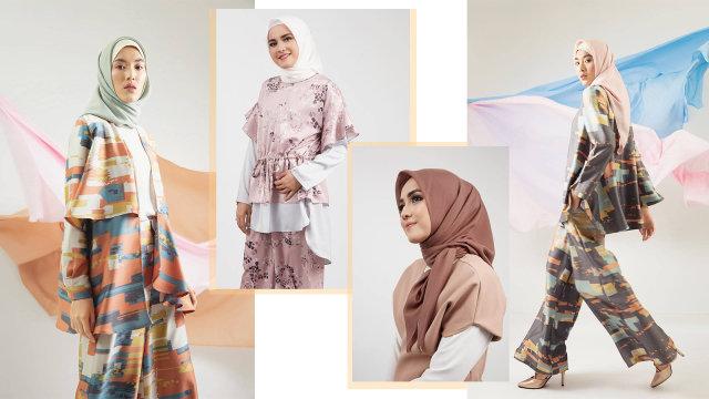 Hijabenka Hadirkan 5 Koleksi Label Eksklusif untuk Idul Fitri 2018 (134110)