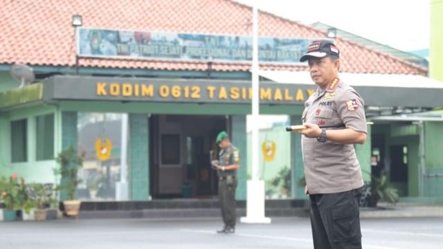 Panglima TNI dan Kapolri kunjungi Tasikmalaya