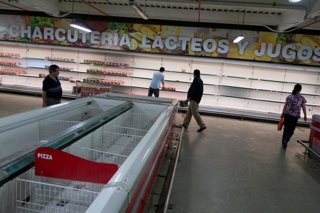 Kebangkrutan Ekonomi Venezuela (286308)