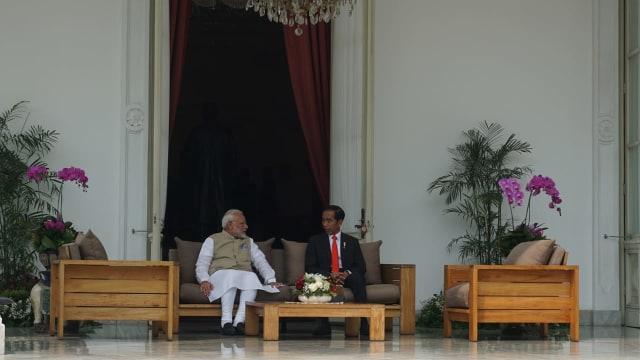 Jokowi dan PM India, Sepakati Kerja Sama Pembangunan Sabang-Andaman (28017)
