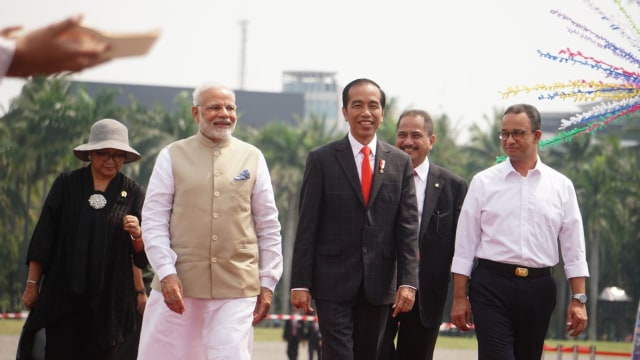 Jokowi dan PM India, Sepakati Kerja Sama Pembangunan Sabang-Andaman (28016)