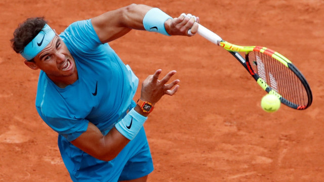 Kemenangan ke-900 Rafael Nadal dan Iring-iringan Kenangan Manis (926445)