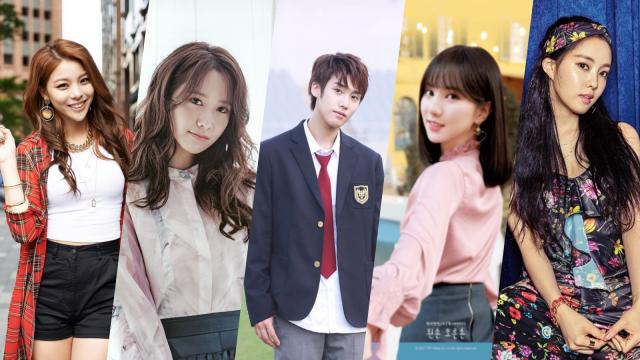5 Idola K-Pop yang Berulang Tahun Hari Ini (49697)