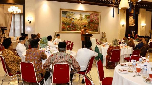Buka Bersama di Kediaman SBY