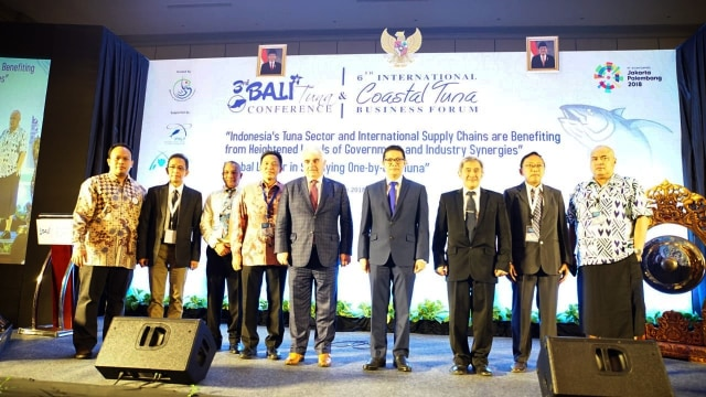 15 Negara Hadiri Konferensi Tuna Internasional di Bali (81920)