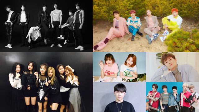 7 Rekomendasi Lagu K-Pop yang Dirlis Sepanjang Mei 2018 (1217571)
