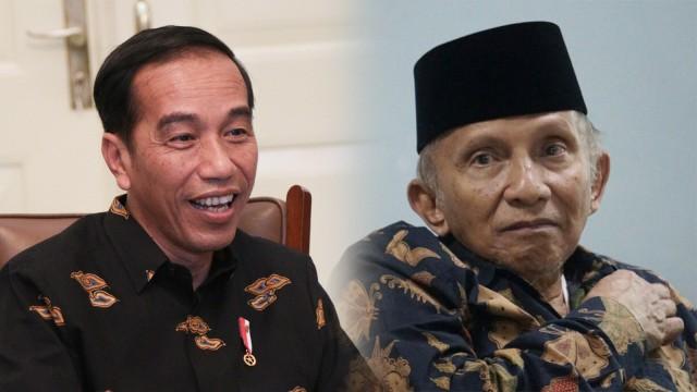 Zulkifli: Pertemuan Jokowi-Amien Bisa Selesaikan Separuh Persoalan (97778)