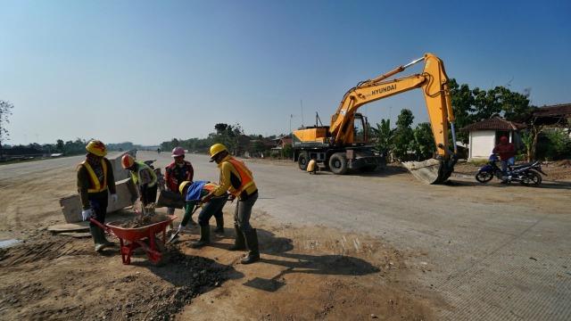 Target Penyelesaian Tol Manado-Bitung Mundur Jadi April 2020 (121404)