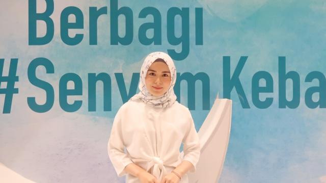 Ayana Moon, Muslimah Korea yang Jadi Spokesperson Wardah (33093)