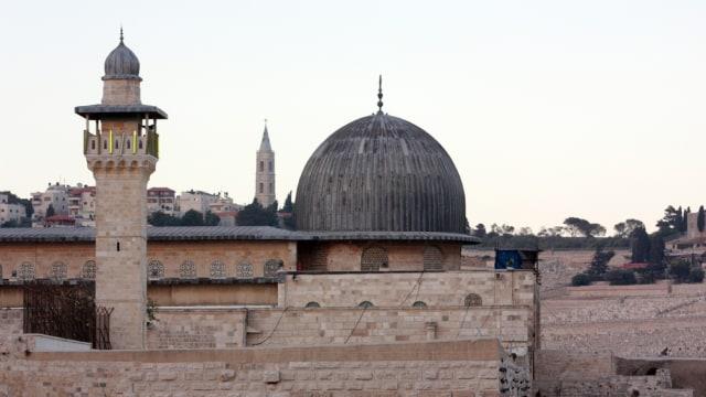 Masjid Al-Aqsa hingga Bukit Zaitun, 5 Wisata yang Menarik di Yerusalem (353119)