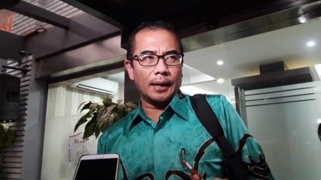 Komisioner KPU Diperiksa 7 Jam: Pernyataan soal PKPI Wakili KPU (212498)