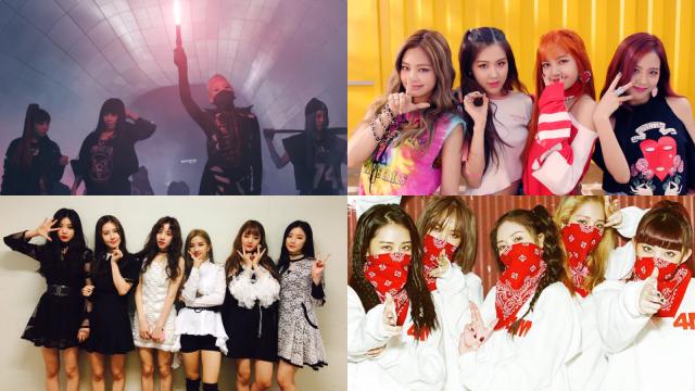 7 Girlband K-Pop yang Pernah Mengusung Konsep 'Girl Crush' (89254)