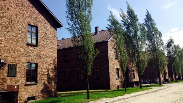 Auschwitz di Polandia, Simbol Kekejaman Manusia (296208)