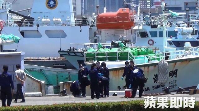 TKI Yang Membunuh Rekannya Di Kapal Nelayan Taiwan Kini Ditahan Otoritas Distrik Pingtung (996216)