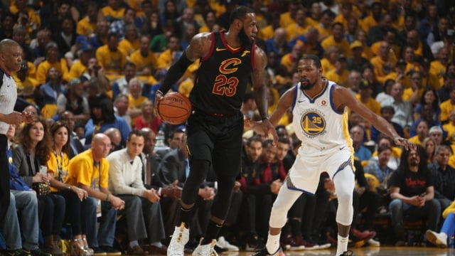 Final NBA 2018