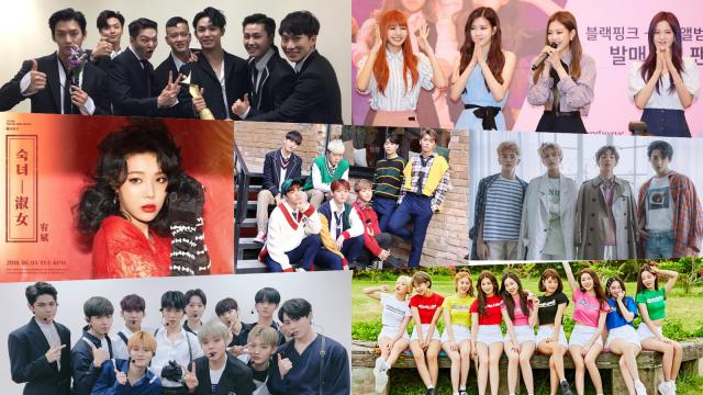 7 Jadwal Comeback Grup K-Pop di Bulan Juni (1407)